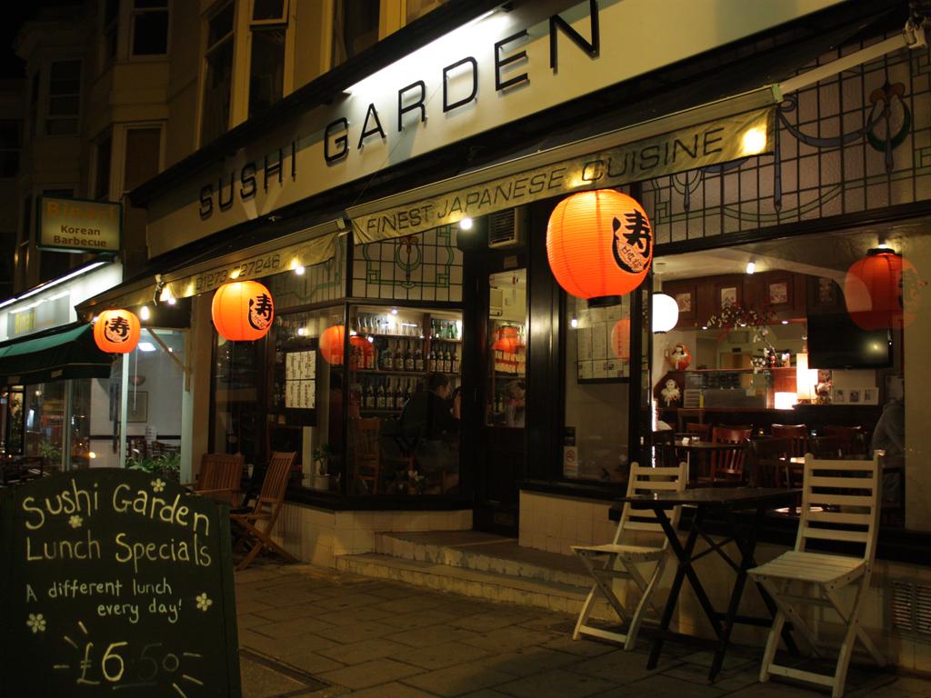 Sushi Garden Brighton